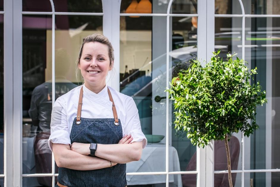 Myrtle Restaurant - Myrtle Chef Anna Haugh